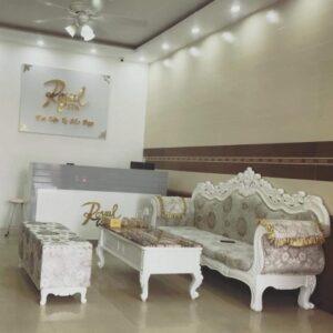 Bộ sofa tân cổ điển SF005