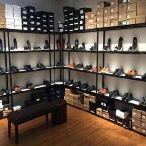 Kệ trưng bày giày dép GD030