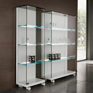 Tủ kính trưng bày TK004